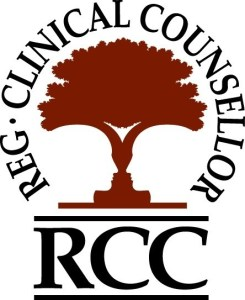 Registered Clinical Counsellor Logo
