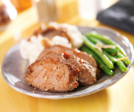 Delicious applesauce meatloaf recipe