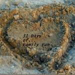 31 Days of Family Fun: Make Believe