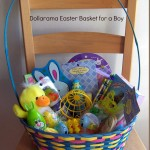 Put Together a Fantastic Easter Basket for Kids at #Dollarama for Under $20
