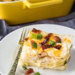 Easy Pierogi Casserole Recipe
