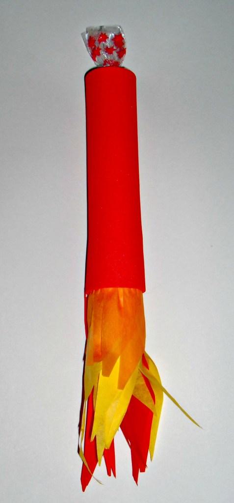 Rockets Candy Creations from CreativeCynchronicity.com #RocketsCandyRocks