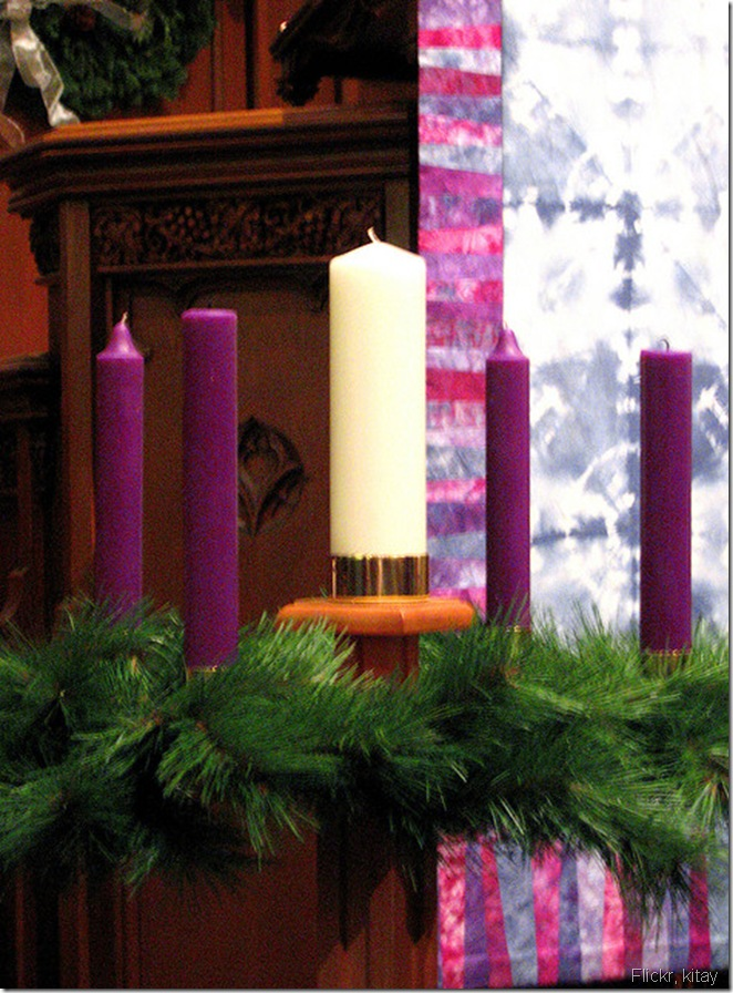 Devotions for Each Sunday in Advent, CreativeCynchronicity.com