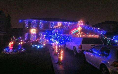 Christmas Light Displays: London, Ontario - Creative Cynchronicity