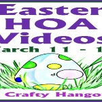 Time for More Crafty Hangouts on Google+ #EasterHOA