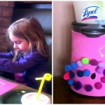 Lysol No-Touch Hand Soap System: Kid Who Touches Everything Blog Tour