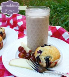 Summer Fun Fridays: Breakfast Picnic from The Creative Princess