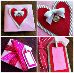 Make a Victorian Puzzle Purse Valentine – Video Tutorial #ValentinesHOA