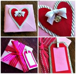 Make a Victorian Puzzle Purse Valentine – Video Tutorial #ValentinesHOA