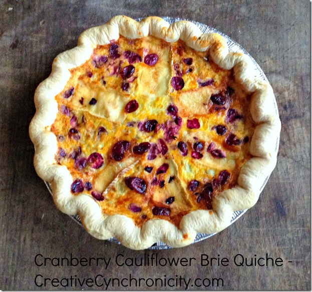 cranberry-cauliflower-brie-quiche-creative-cynchronicity