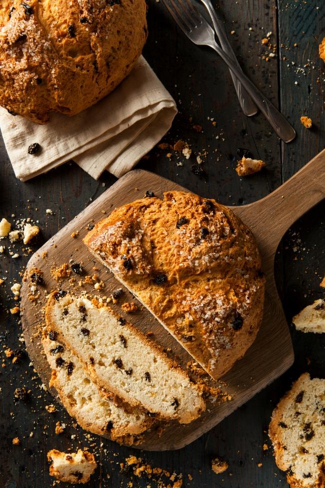 classic irish soda bread