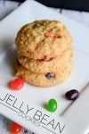 Jelly Bean Cookies for Easter
