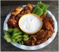 Hot Wings Recipe {12 Days of BBQ and Picnic Ideas}