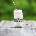 Key Lime Fizz Cocktail