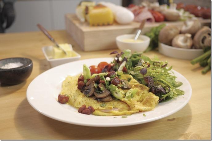 Easy Brunch Omelet