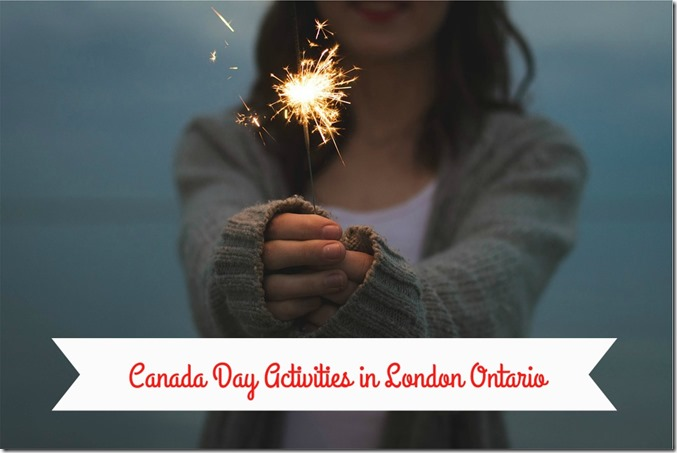 London Ontario Canada Day celebrations