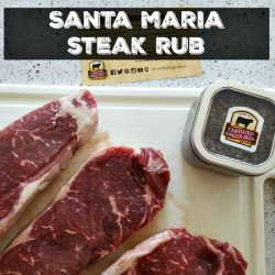 Santa Maria Steak Rub