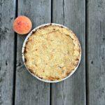 Peaches and Cream Pie Recipe {Loblaws Monthly Food Alert Item}