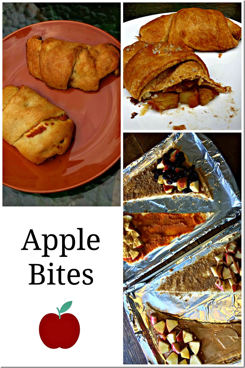 Apple Bites - a delicious recipe filled with the flavor of fall