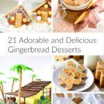 Adorable Gingerbread Desserts