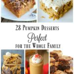 Pumpkin Desserts Perfect for the Whole Family