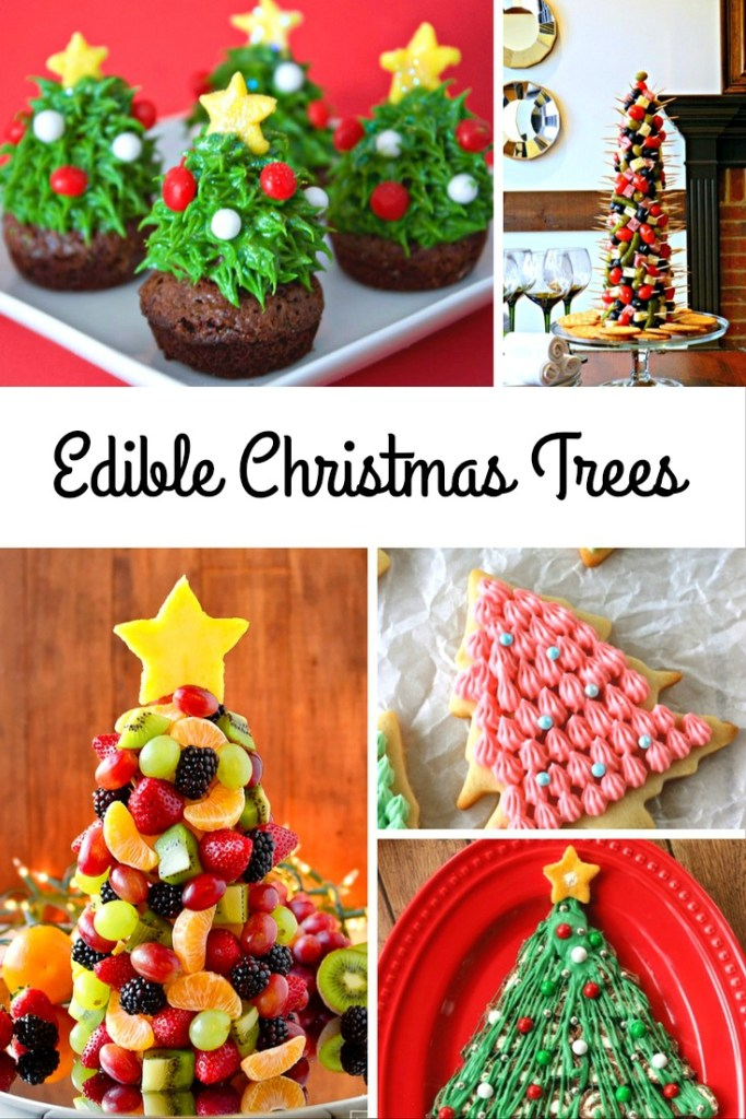 Edible Christmas Tree.Edible Christmas Trees You Can Make For Your Celebration
