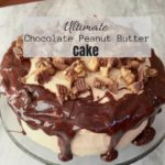 Ultimate Chocolate Peanut Butter Cake Recipe