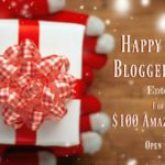 Happy Holidays Blogger Cash Giveaway