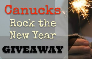 Canucks Rock the New Year Giveaway {Canada Only}