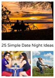 25 Simple Date Night Ideas
