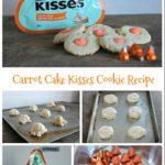 Carrot Cake Kiss Cookies Recipe