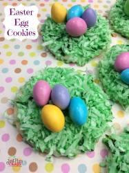 Easter Eggs Cookie Recipe
