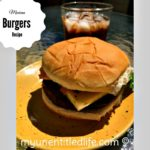 Grilled Mexican Burger Recipe