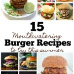 Mouthwatering Burger Recipes to Try This Summer