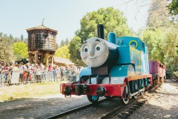 Thomas the Tank Engine Returns to St. Thomas Ontario July 2017