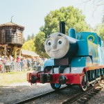 Thomas the Tank Engine Returns to St. Thomas Ontario July 2017