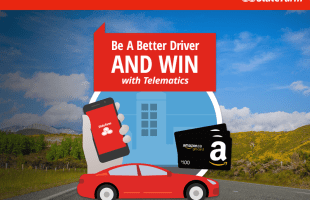 Download the State Farm® Canada app and WIN! #BeABetterDrive