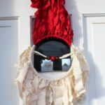 Easy DIY Santa Claus Door Decor