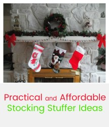 Practical and Affordable Stocking Stuffers