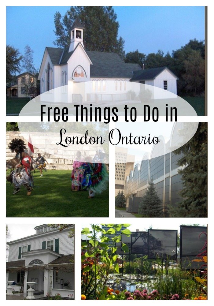 Free Things to Do in London Ontario