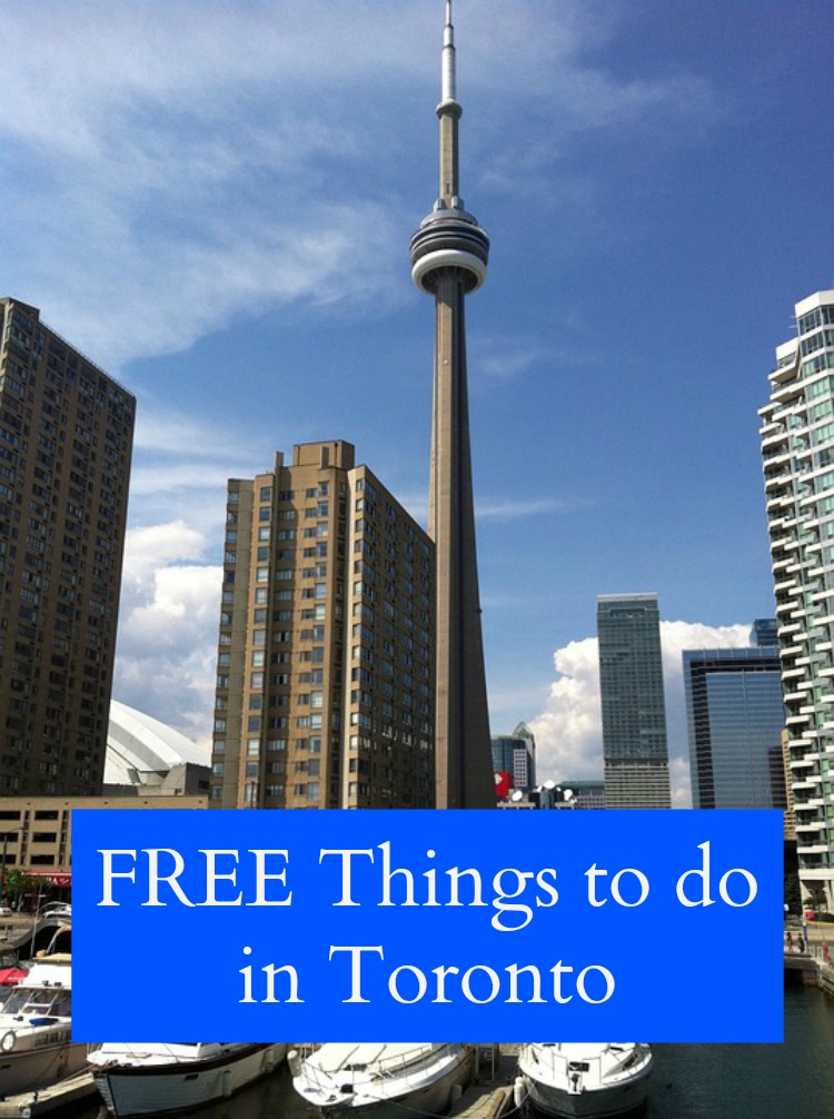 free things to do in toronto