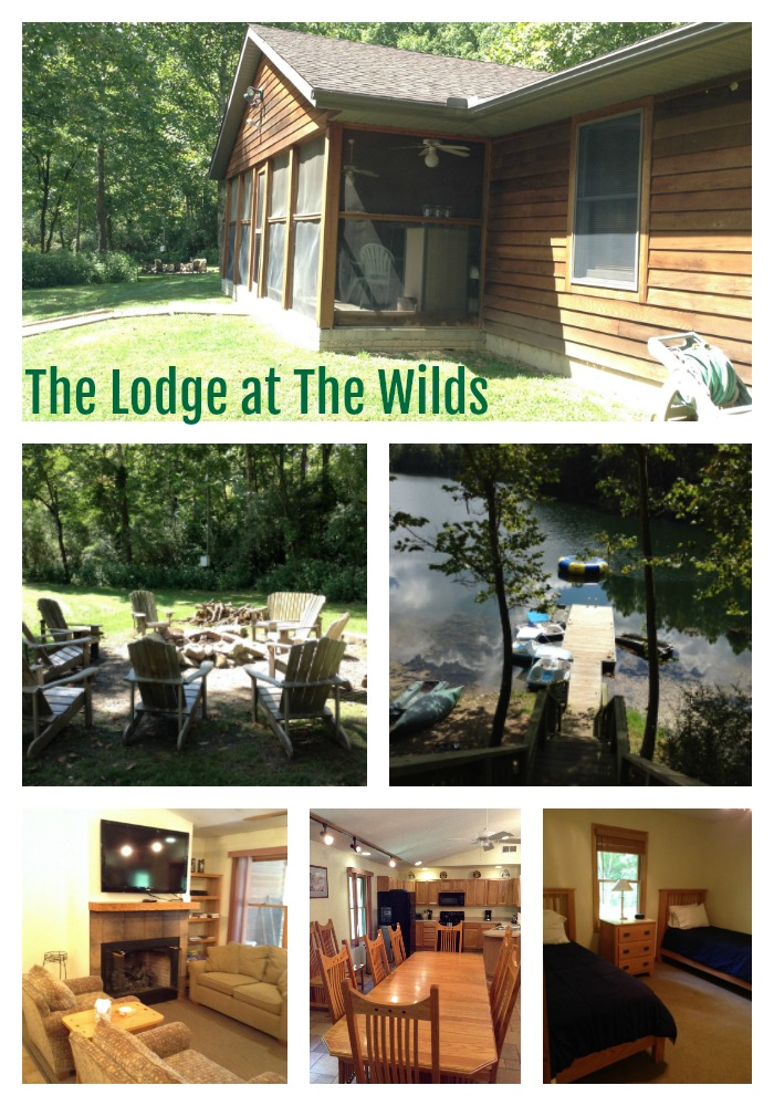 The Lodge at The Wilds Ohio