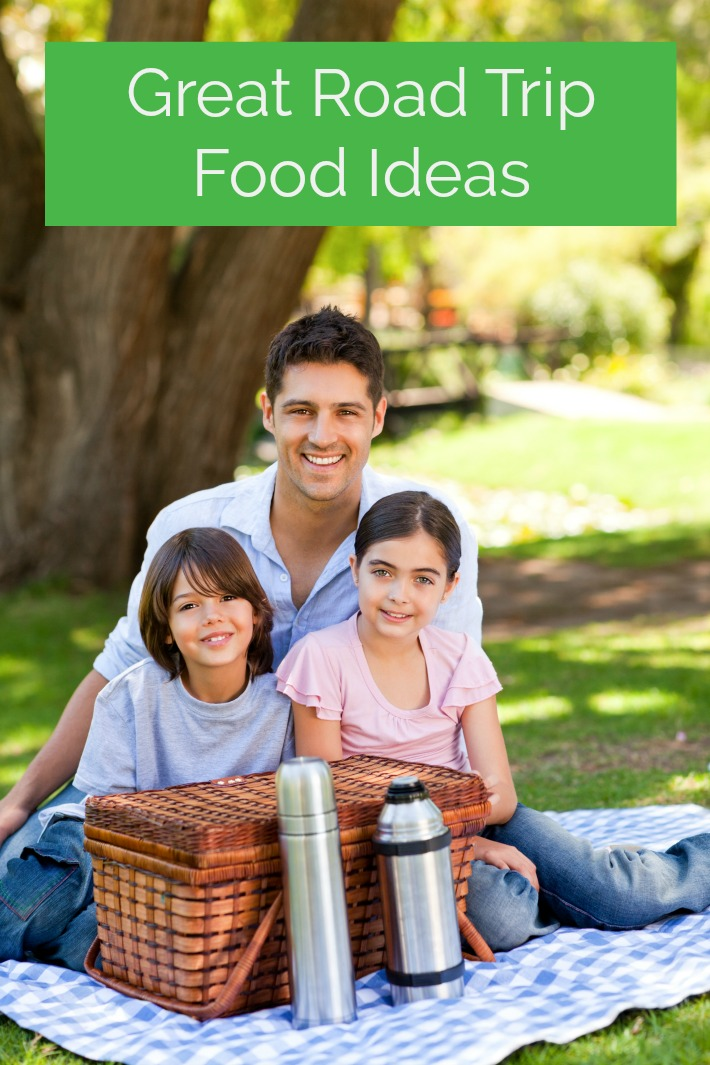 Great Road Trip Food Ideas