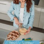 Menu Plan Monday: Weekly Summer Meal Plan August 6