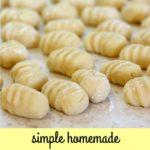 Quick and Easy Gnudi Recipe (Ricotta Gnocchi)