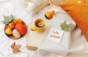 Frugal Indoor Fall Decorating Ideas