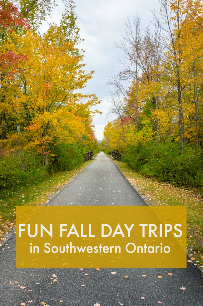 fall day trips southwestern ontario