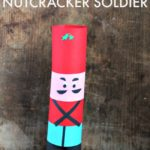 DIY Paper Nutcracker Soldier