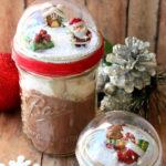 DIY Mason Jar Snow Globes Tutorial