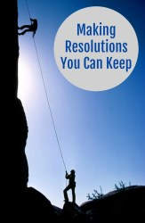 Making Resolutions You Can Actually Keep